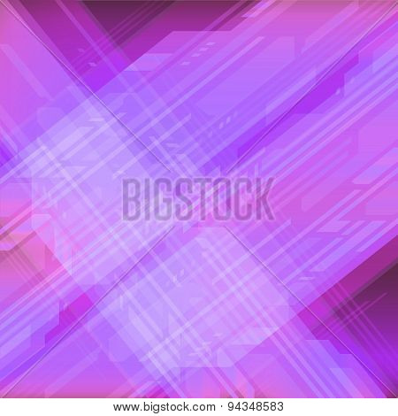 Purple background digital style
