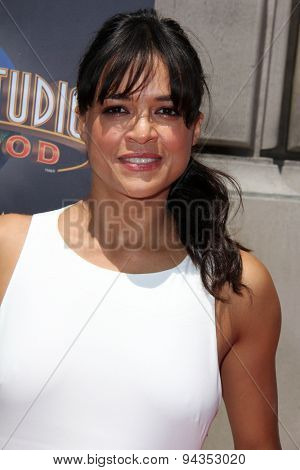 LOS ANGELES - JUN 23:  Michelle Rodriguez at the