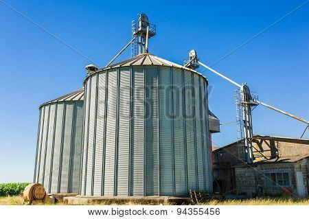 Storage Facility Cereals.