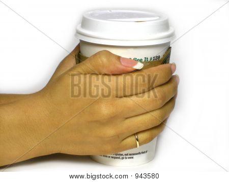 Mmm...Warm Coffee!