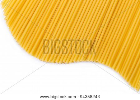 Pasta In The Form Of A Wave