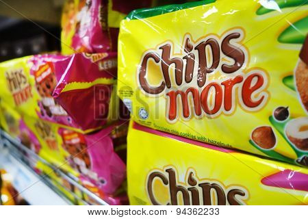Chipsmore Chocolate Flavor Biscuit