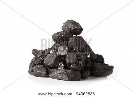 black coal, mining industry
