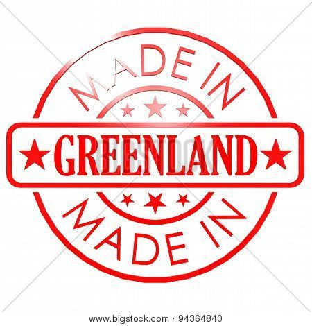 Made In Greenland Red Seal