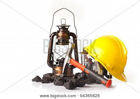 Mining tools, coal mining industry