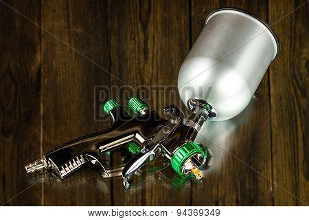 Lvlp Air Spray Gun