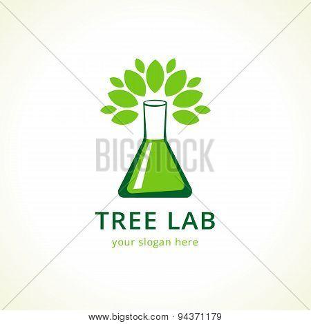 Tree lab logo