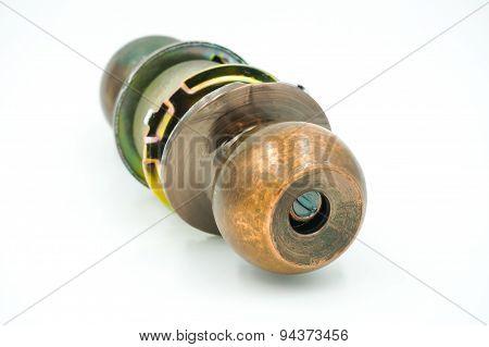 Old Doorknobs