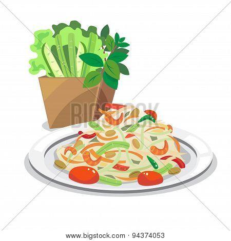Papaya Salad1