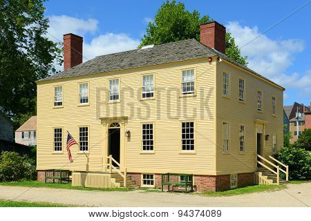 Howd House, Portsmouth, New Hampshire