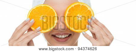 Good Effect Of Oranges