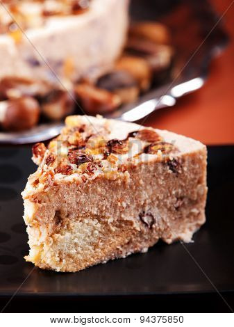 Tiramisu With Chestnuts