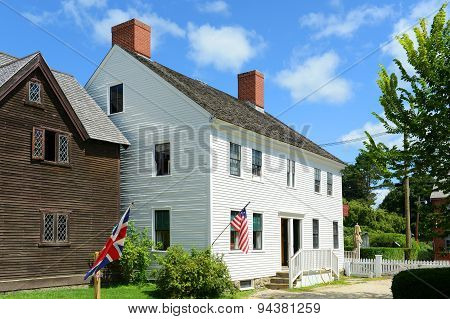 Shapley-Drisco House, Portsmouth, New Hampshire