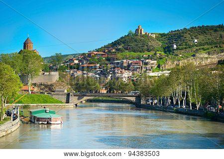 Tbilisi Overview. Georgia
