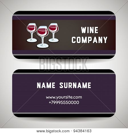 WineBusinessCard
