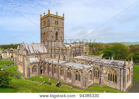 St. David's Cathedral, Wales