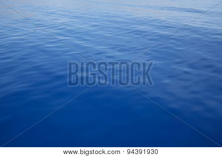 Sea water with ripples  texture
