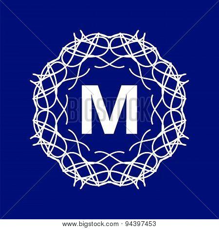 Monogram M