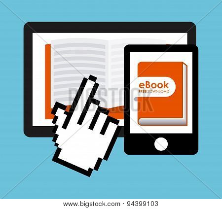 e-book technology