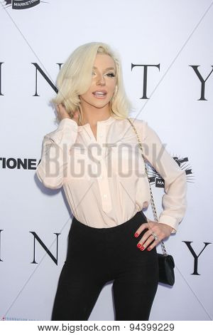 LOS ANGELES - JUN 24:  Courtney Stodden at the