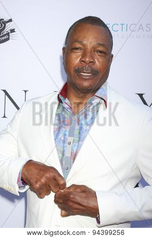 LOS ANGELES - JUN 24:  Carl Weathers at the