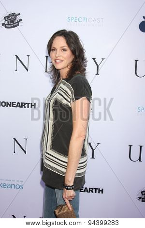 LOS ANGELES - JUN 24:  Jorja Fox at the