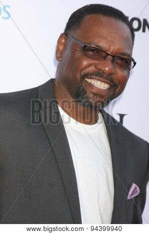 LOS ANGELES - JUN 24:  Petri Hawkins Byrd at the