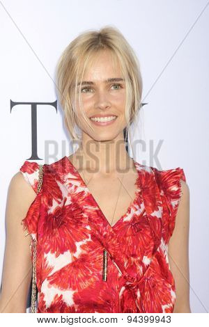 LOS ANGELES - JUN 24:  Isabel Lucas at the