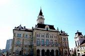 foto of city hall  - Novi Sad city hall from 1895 - JPG