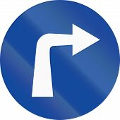 stock photo of traffic rules  - Greek traffic sign  - JPG