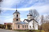 foto of trinity  - Trinity Church in the Yamskaya Sloboda - JPG