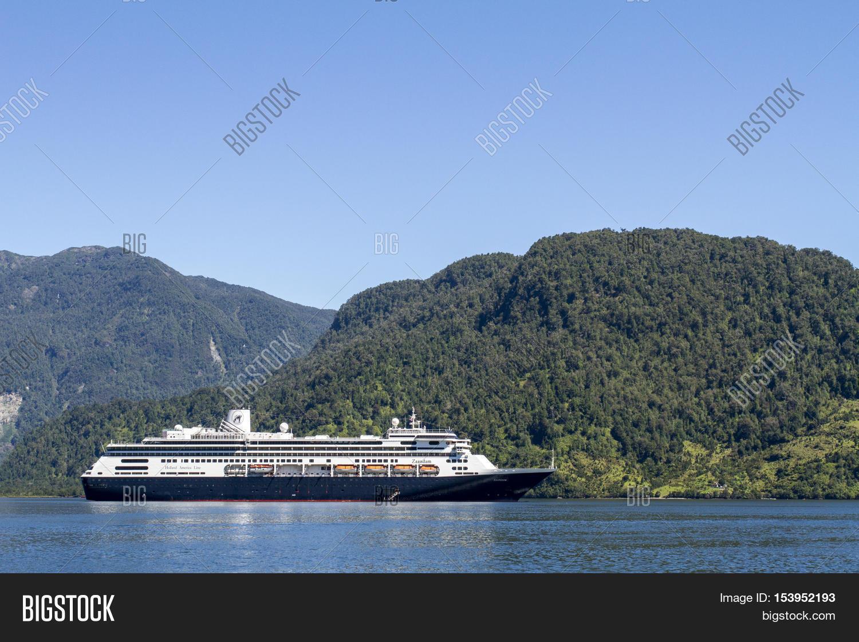 Cruise Ship MS Zaandam Holland Image Photo Bigstock - Zaandam ship