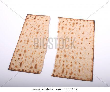 Matzah Halves