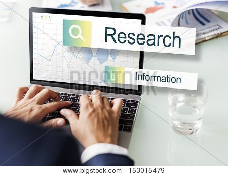 Research Information Graph Search Concept