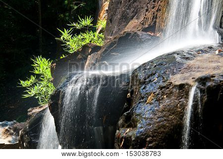 Pangsida Waterfall, Thailand