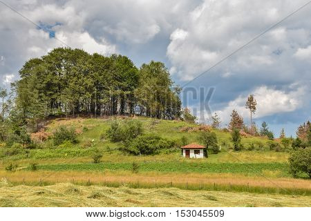 Small Countryside House