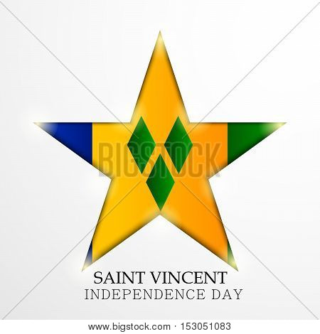 Saint Vincent Independence Day_23Oct_14