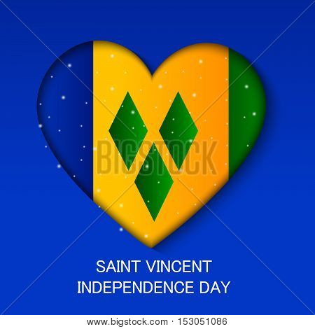 Saint Vincent Independence Day_23Oct_15