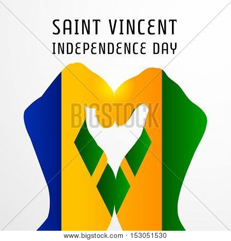 Saint Vincent Independence Day_23Oct_18