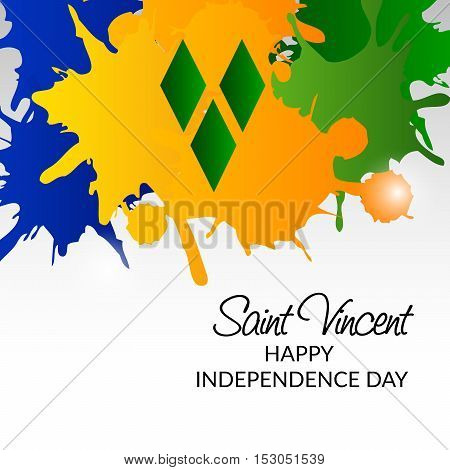 Saint Vincent Independence Day_23Oct_19