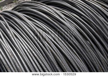 Roll Of Steel Wire