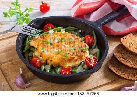 Chicken Bteast. Cheese And Onion Ground  Patties