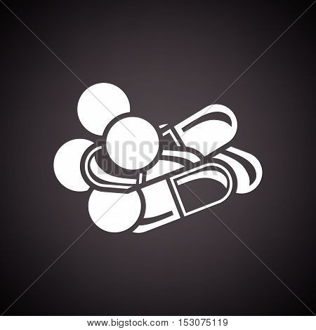 Pill And Tabs Icon