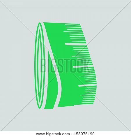 Tailor Measure Tape Icon