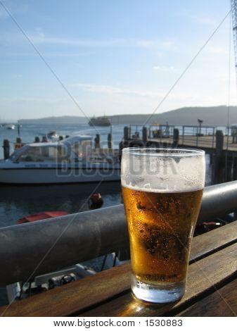 Refreshing Beer