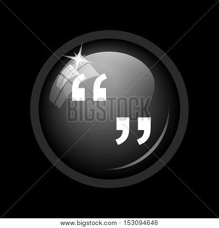 Quotation Marks Icon