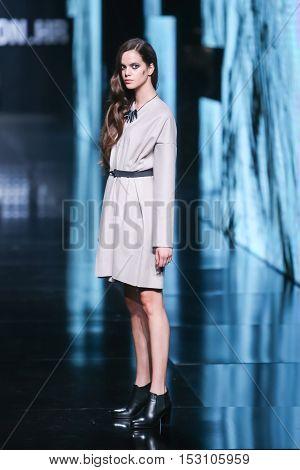 Bipa Fashion.hr Fashion Show: Anabo. By Ana Bogdan, Zagreb, Croatia.