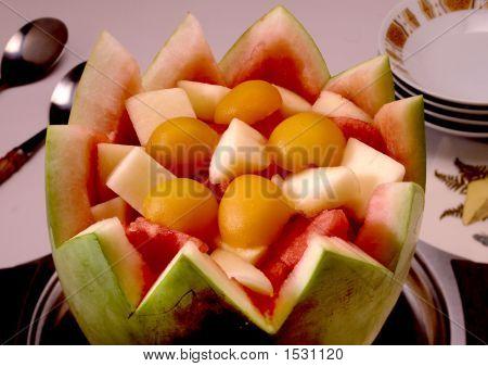 Melone bowl