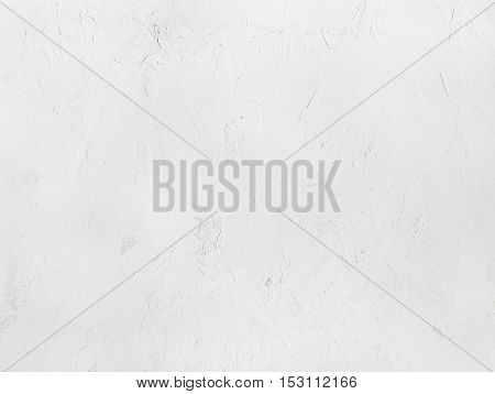 textured construction background - white plastering board close up