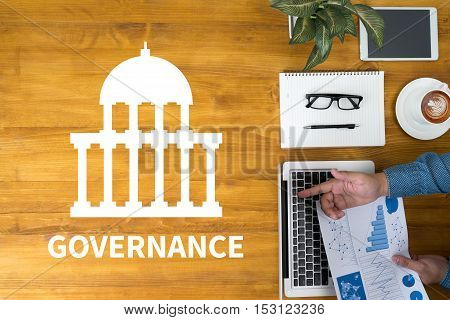 Governance And Government Building, Authority Government